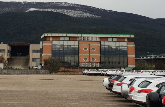 Fabbricato Industriale a Macchia d'Isernia