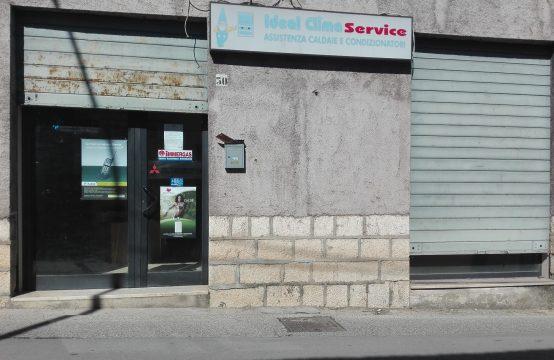 Locale Commerciale a Venafro nei pressi del Palazzetto Liberty