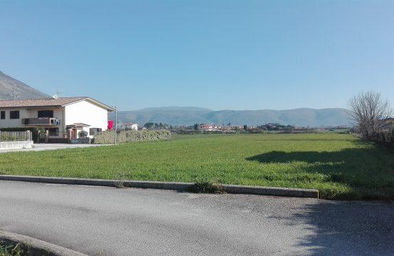 Terreno agricolo edificabile in trav. Via Maria Pia di Savoia a Venafro