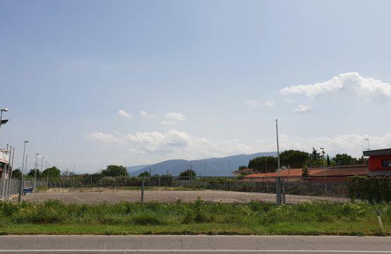 """Piazzale Località """"Madonnella"""" a Venafro"""